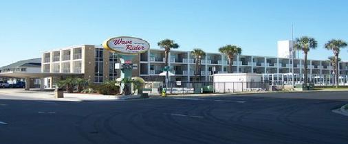 Wave Rider Resort - Bãi biển Myrtle - Toà nhà