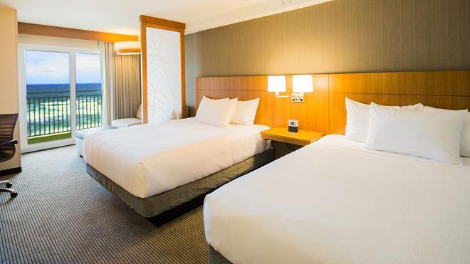 代托納海濱海灘凱悅酒店 - 達通海岸 - 代托納比奇 - 臥室