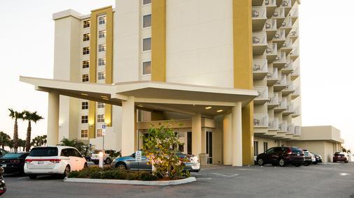 Hyatt Place Daytona Beach-Oceanfront - Daytona Beach - Building