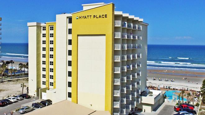 代托納海濱海灘凱悅酒店 - 達通海岸 - 代托納比奇 - 建築