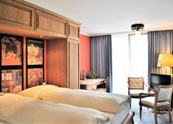 Hotel Arte - St. Moritz - Soveværelse