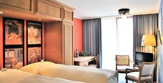 Hotel Arte - Sankt-Moritz - Camera da letto