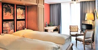 Hotel Arte - Sankt Moritz - Makuuhuone
