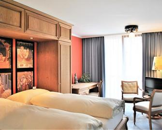 Hotel Arte - St. Moritz - Phòng ngủ