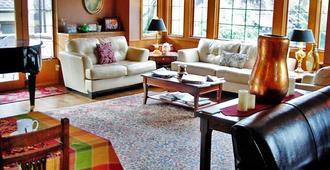 Bacon Mansion Bed & Breakfast - Seattle - Sala de estar