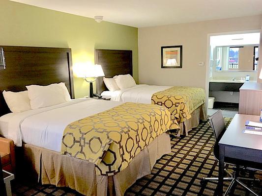Baymont by Wyndham Clarksville - Clarksville - Bedroom
