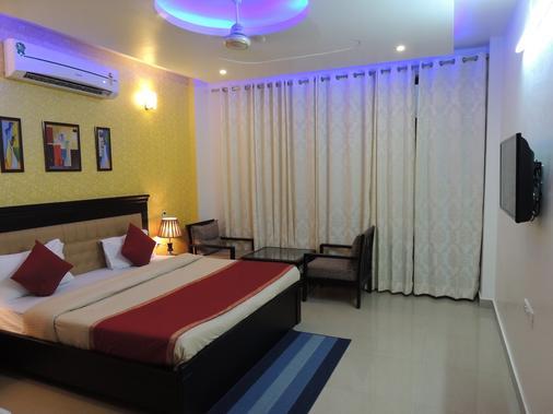 Hotel Yog Vashishth - Rishīkesh - Makuuhuone