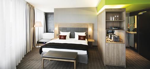 Movenpick Hotel Stuttgart Airport - Stuttgart - Bedroom