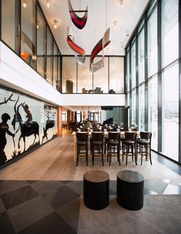 Movenpick Hotel Stuttgart Airport - Stuttgart - Lobby