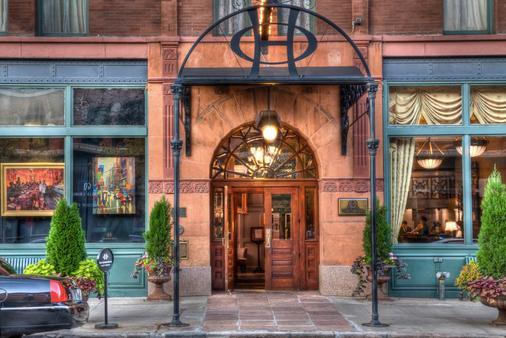 The Oxford Hotel - Denver - Rakennus