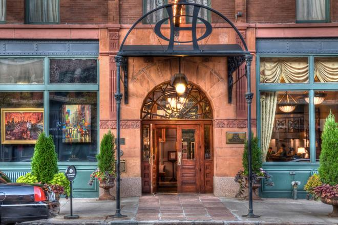 The Oxford Hotel - Denver - Edificio