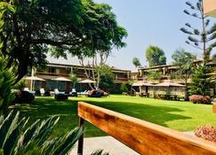 Hotel Campo & Leña - Cieneguilla - مبنى