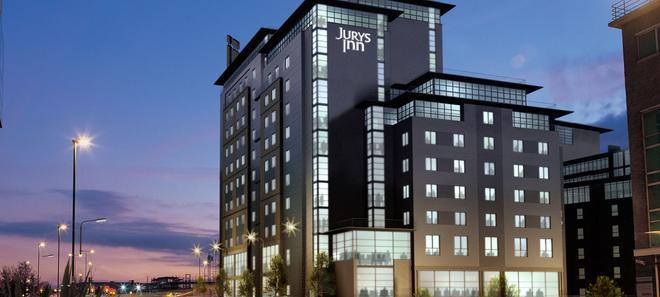 Jurys Inn Nottingham Hotel - Nottingham - Bâtiment