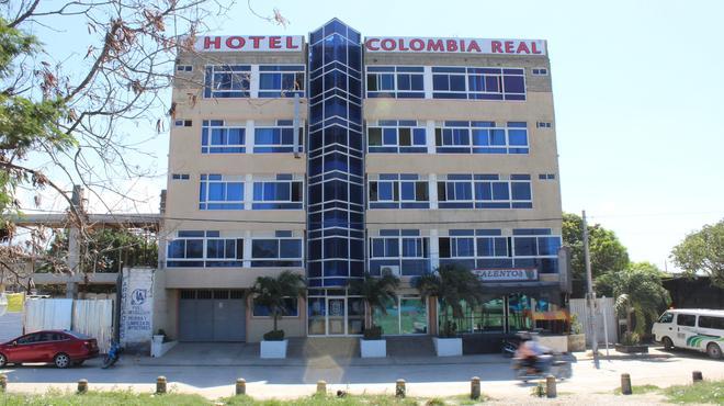 Hotel Colombia Real - Santa Marta - Santa Marta - Gebäude