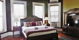 The Artist House - Key West - Bedroom