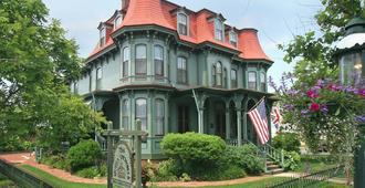 The Queen Victoria B&b - Cape May - Building