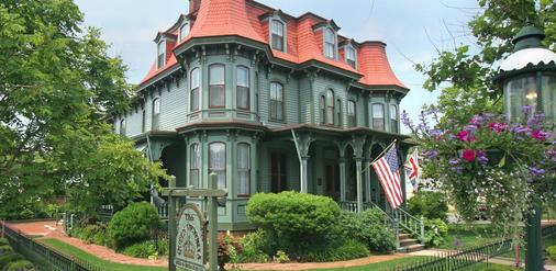 The Queen Victoria Bed & Breakfast - Cape May - Building