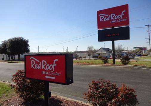 Red Roof Inn & Suites Greenwood, SC - Greenwood - Edificio