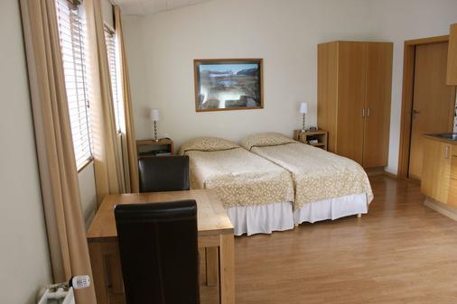 Hotel Fron - Ρέυκιαβικ - Κρεβατοκάμαρα