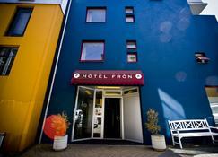 Hotel Fron - Reykjavik - Building