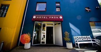 Hotel Fron - Reykjavik - Edificio