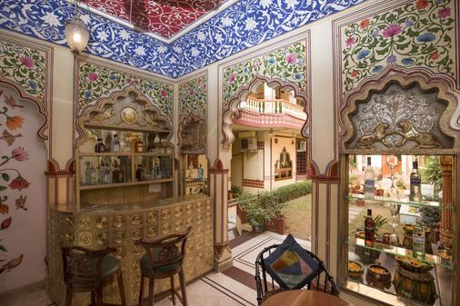 Umaid Bhawan - A Heritage Style Boutique Hotel - Jaipur - Bar
