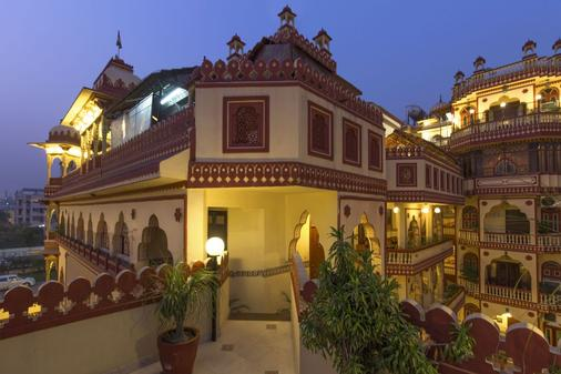 Umaid Bhawan - A Heritage Style Boutique Hotel - Jaipur - Toà nhà