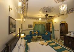 Umaid Bhawan - A Heritage Style Boutique Hotel - Jaipur - Phòng ngủ