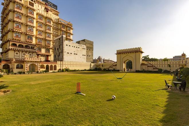 Umaid Haveli Hotel & Resorts - Jaipur - Rakennus