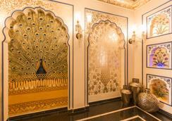 Umaid Haveli Hotel & Resorts - Jaipur - Aula