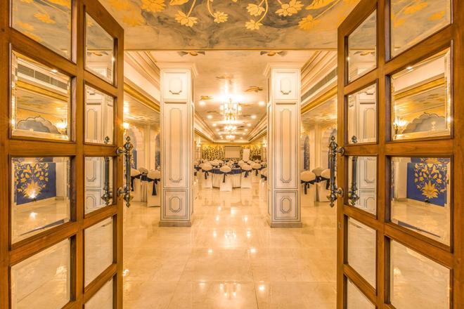 Umaid Haveli Hotel & Resorts - Jaipur - Juhlasali