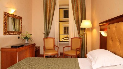Serena Hotel - Rome - Bedroom