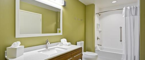 Home2 Suites By Hilton Dallas Addison - Addison - Phòng tắm