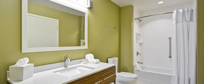 達拉斯/艾迪生希爾頓惠庭酒店 - 艾迪遜 - 艾迪生(德州) - 浴室