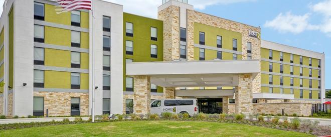 達拉斯/艾迪生希爾頓惠庭酒店 - 艾迪遜 - 艾迪生(德州) - 建築