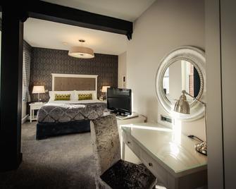 Hotel Isaacs Cork - Cork - Makuuhuone