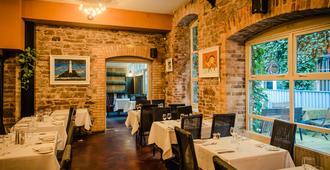 Isaacs Hotel Cork City - קורק - מסעדה