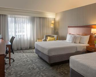 Courtyard by Marriott Atlanta Marietta/I-75 North - Marietta - Bedroom