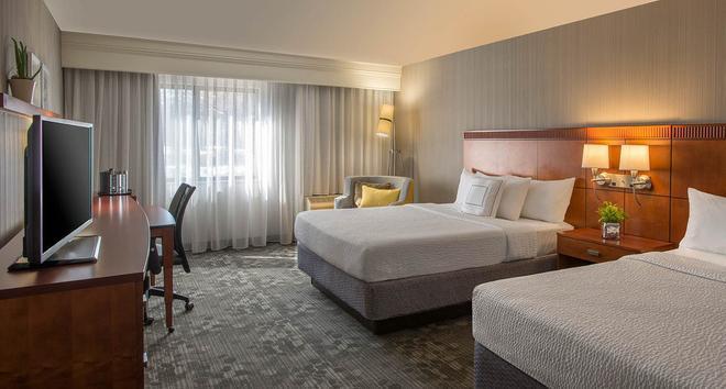 亞特蘭大瑪麗埃塔德爾克路萬怡酒店 - 馬利塔 - 瑪麗埃塔(喬治亞州) - 臥室
