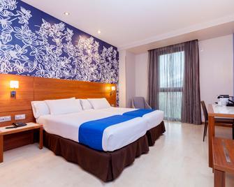 Hotel Gran Bilbao - Bilbao - Bedroom