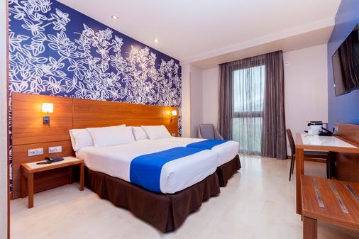 Hotel Gran Bilbao - Thành phố Bilbao - Phòng ngủ