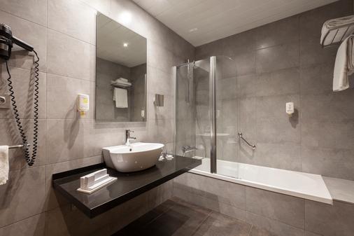 Hotel Gran Bilbao - Thành phố Bilbao - Phòng tắm
