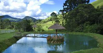 Pousada Fazenda Rio das Pedras - Visconde de Maua - נוף חיצוני