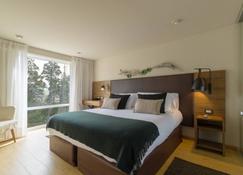 Aguila Mora Suites & Spa - Bariloche - Slaapkamer