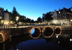 De Leydsche Hof - Amsterdam - Cảnh ngoài trời