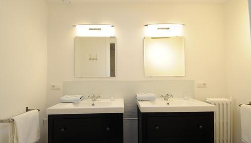 De Leydsche Hof - Amsterdam - Phòng tắm