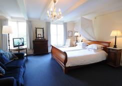 De Leydsche Hof - Amsterdam - Phòng ngủ