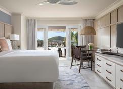 聖托馬斯麗思卡爾頓酒店 - 聖湯瑪斯 - 聖托馬斯島 - 臥室