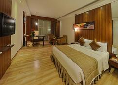 Gokulam Park Coimbatore - קוימבאטור - חדר שינה