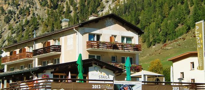 Parc-Hotel Staila - Val Müstair - Edificio